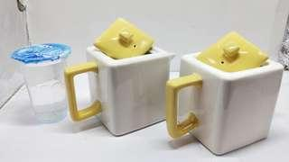陶瓷下午茶沖茶壺*2