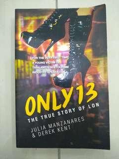 Memoir- Only 13 (book)