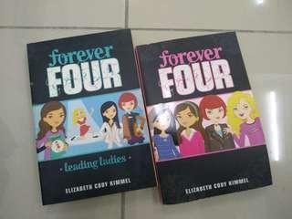 Novel- Forever Four
