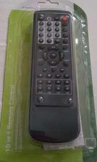 (Brand New) Super Light Weight 10 In 1 Remote Control. Suitable For Most Tv, Vcr, Txt, Cable, Hifi, Cd Code, Ld, Aux, Sat, Dss, DVD.  5 Seconds For Setup.  《全新》超輕巧10合1 遙控。適合大部分電視機。超級方便,5秒setup.  Made in UK🇬🇧  英國製造🇬🇧 Great deals
