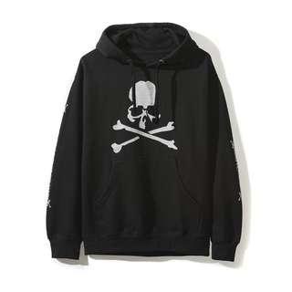AntiSocialSocialClub x Mastermind Black Hoodie