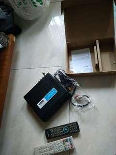 #LetGoCarousell. Dekoder Indovision dan remote