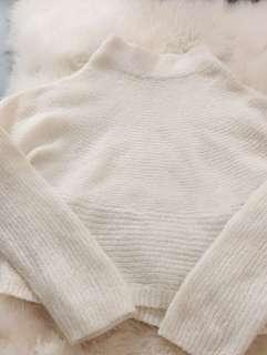 毛衣某日風專櫃購入