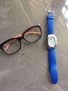 Bundle sale!!! Philip stein & kate spade specs selling low!!!!!