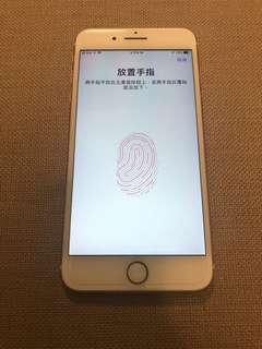 Iphone 7 plus 128G 玫瑰金,一切操作(只售單機)