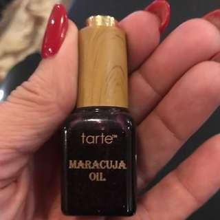 TARTE Maracuja Oil 0.23 fl oz (7 mL), Deluxe Travel Size. New