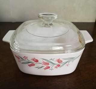 CORNINGWARE Baking Dish with PYREX lid