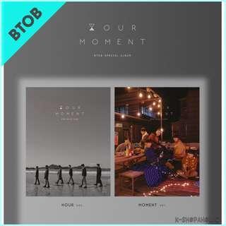 BTOB - Special Album ' HOUR MOMENT '