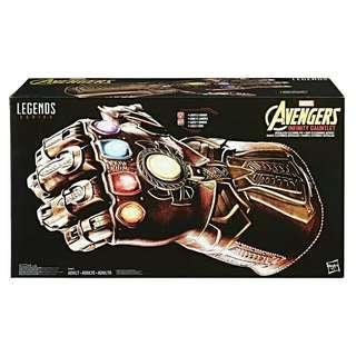 Marvel Legend Series Infinity War Thanos Gauntlet