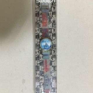 🚚 swatch復古手錶