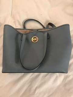 Michael Kors Baby Blue Tote