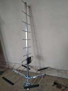 Antena tv like new masih kincloong