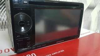 Carrozzeria Double Din Player FH-770DVD