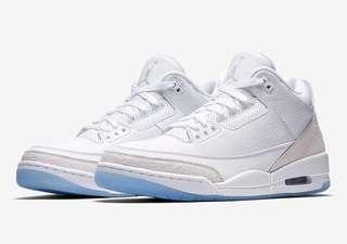 Air Jordan 3 Pure Money US 9.5