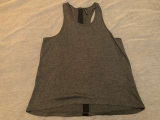 Grey Cotton On Sport Tank Size XL