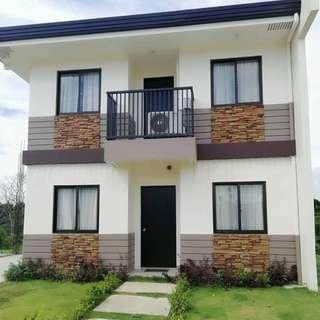 Single Attached unit in Tiffany Village, Brgy. Makiling Calamba Laguna