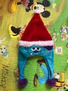 怪獸大學聖誕帽
