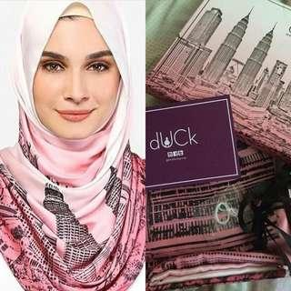 Duck Scarves Merdeka Edition in Red