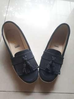 Duomo navy Shoes (size 39)