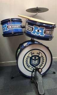 Full Children's Drum Set (USA)