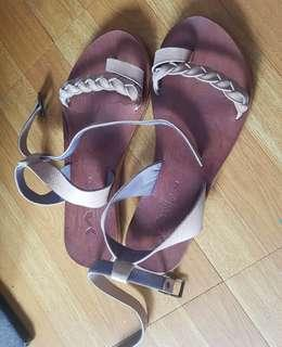 The Mermaid Tail Sandals