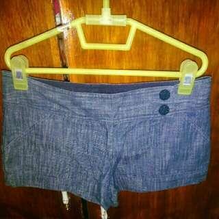 Charlotte Russ Denim Shorts