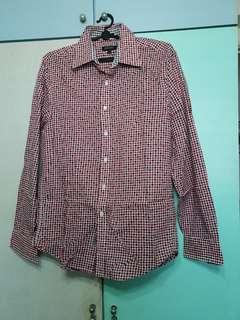 🚚 DKNY Polka Dots Shirt