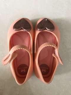 Mini Zaxy (Melissa sub brand) shoes Mary Jane bought from HK