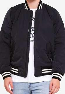 Unisex Bomber Varsity Jacket