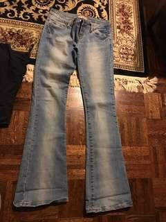 Costa Blanca jeans size 29 worn only twice