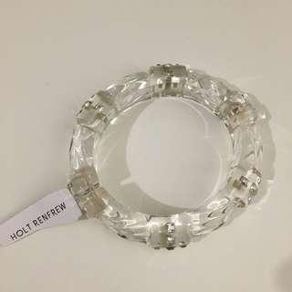 Holt Renfrew Transparent Bracelet