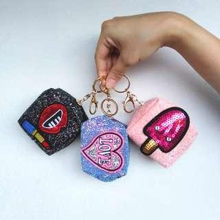 Stylish Bag Charms & Accessories