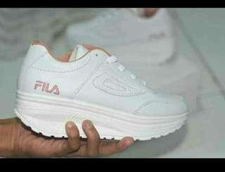 Fila wedges for womens