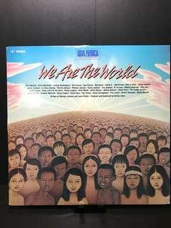 We Are The World 黑膠唱片
