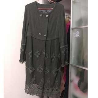 100%全新韓國購置新款特別喱士女裝外套 ($70包平郵)