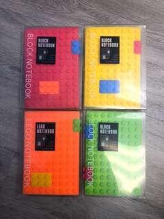 Block Notebook (A5)