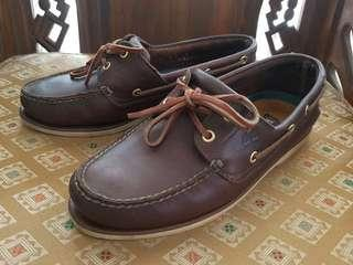 Timberland Classic Boat Brown Shoes