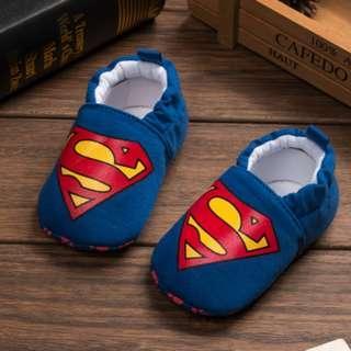 🚚 Superman Baby Non-Slip Shoe (NSS 003)
