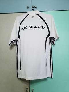 🚚 Team TJC Squash Adidas Polo Jersey