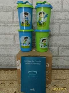 Tumbler Set Anak Adia Boys & Girls