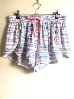 Lily Loves NEW with tag stripe tulip shorts