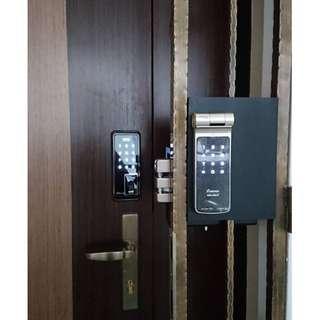 Epic Popscan & Gateman Z10 - Most Affrodable Biometric Digital Locks