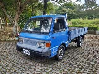 1995年 載卡多2.0  2.5噸 手排 汽油 車況正常 不錯開 有冷氣