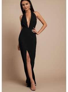 TOBI Gala Black Maxi Dress