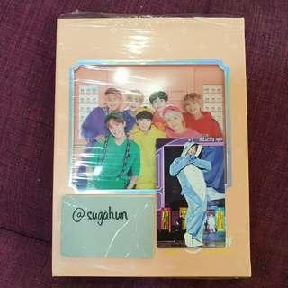 WTS BTS 4th muster DVD full set w/ RM pc