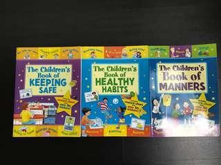 Children's book of ......