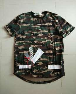 Original Off White Army still with tag