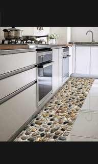 BN Floor sticker pebbles look x 2pcs