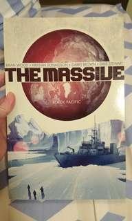The Massive Vol 1: Black Pacific Graphic Novel Dark Horse Comics Image Vertigo