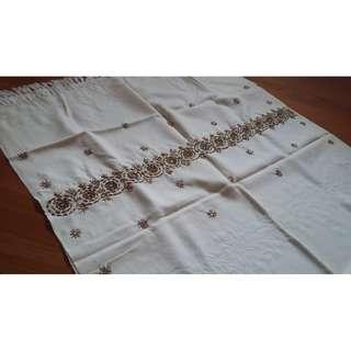 Sequinned Shawl